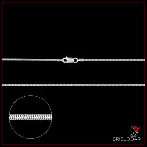 """Ланцюжок срібний """"Сарпако""""арт.10145 ФОТО - SRIBLODAR"""