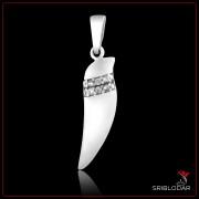 """Підвіска срібна """"Карміна""""арт.30062"""
