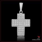 """Підвіска срібна """"Клара""""арт.30154"""