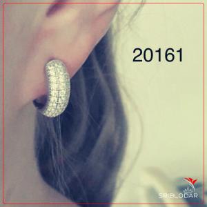 Сережки срібні «Сірміоне» ФОТО-SRIBLODAR TM