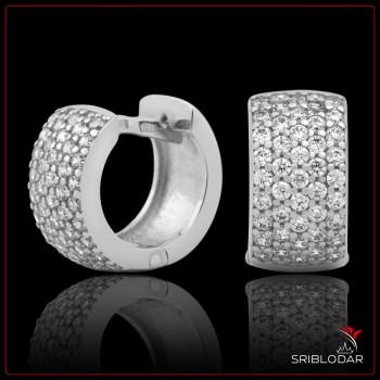 Сережки срібні «Спеція» ФОТО - SRIBLODAR
