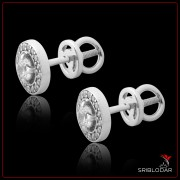 """Сережки срібні """"Тоніа""""арт.40002"""