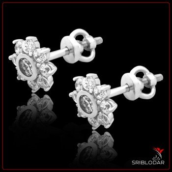 Сережки срібні «Феліса» ФОТО - SRIBLODAR