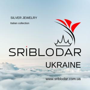 Серебро Украины - ювелирные изделия